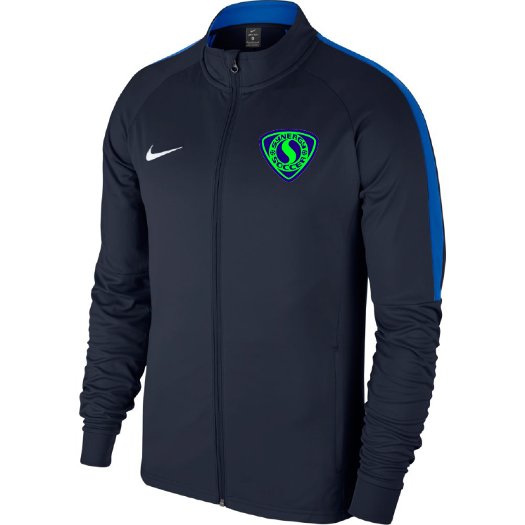 Synergy Sc Nike Full Zip Jacket The Upper 90