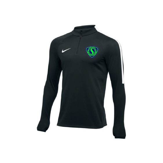 Synergy Sc Nike 1 4 Zip Jacket The Upper 90